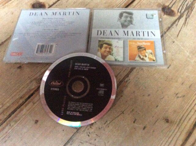 Dean Martin - Dino Italian Love Songs - Cha Cha De Amor - CD Album - 1997