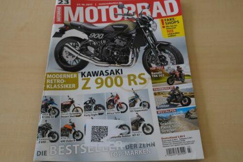 Yamaha MT-07 mit 75PS in ei 2 Motorrad 23//2017 Honda CRF 1000 L Africa Twi