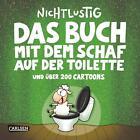 Das Buch mit dem Schaf auf der Toilette und über 200 Cartoons von Joscha Sauer (2015, Taschenbuch)