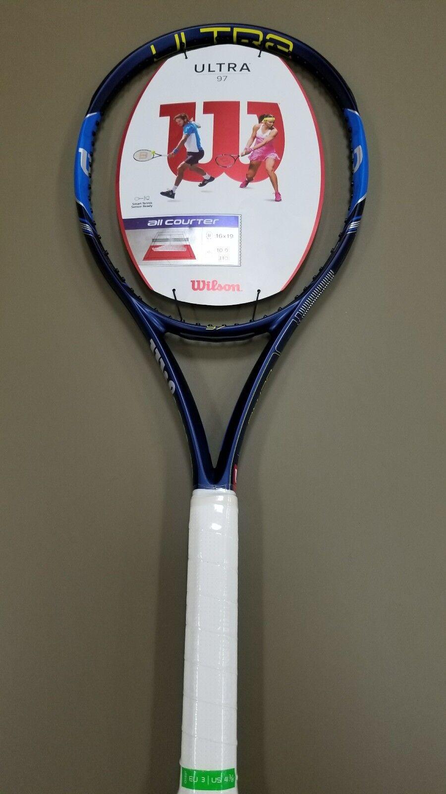 New Wilson Ultra 97 Tennis Racquet  4 3 8 16x19 310g 10.9oz