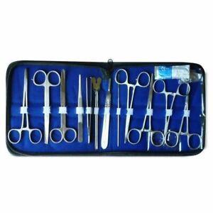 14 Piece Surgical Instrument Kit