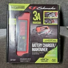 Schumacher SP1297 3A 6V//12V Automatic Battery Maintainer