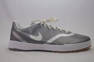 best service c750a 1f0dc Image is loading Nike-Paul-Rodriguez-9-Elite-T-Silver-Men-