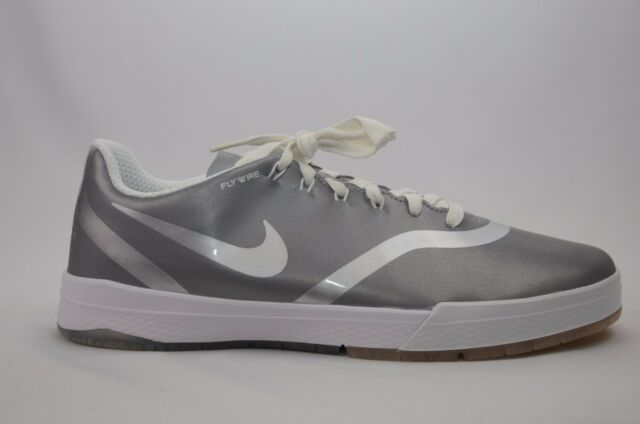 best sneakers bc57e 6d17c Nike Paul Rodriguez 9 Elite T Silver Men's Size 8-12 New in Box 833902