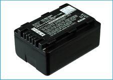 BATTERIA per Panasonic hdc-tm55k sdr-h85 hdc-hs60k hdc-sd60s sdr-h85a hdc-sd60 SD