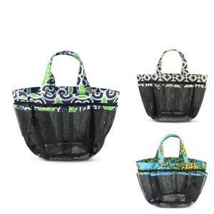 Mesh-Shower-Caddie-Tote-Carry-Bag-Hanging-Toiletry-Bath-Organizer-for-Travel-Gym