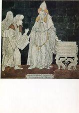 Vecchia cartolina ARTE-SIENA-DOM-Giovanni Di Stefano-IL MERCURIO Trismegisto