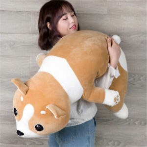 39 Big Corgi Plush Toy Giant Soft Stuffed Animal Dog Puppy Pillow