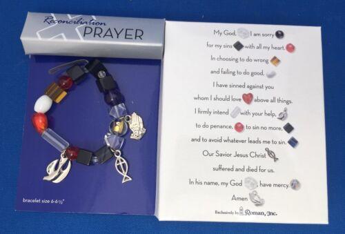 Roman Reconciliation Prayer Bracelet