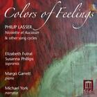 Colors of Feelings von Futral,Garrett,Phillips,YORK (2013)