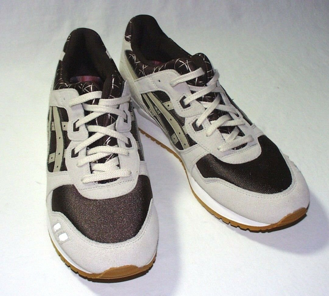 Asics Gel Lyte III  Romance Pack  H503Q Running shoes,Textile Suede Synt,12.5,New