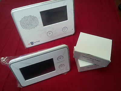 2GiG-CP21-345E ALARM PANEL TOUCH SCREEN  W//GSM and built-in Z Wave
