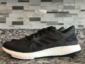 Adidas PURE BOOST DPR Running Shoes Men's Sz 7 Black/Grey BB6291 ...