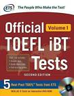 Official TOEFL iBT Tests: Volume 1 by Educational Testing Service (Mixed media product, 2015)