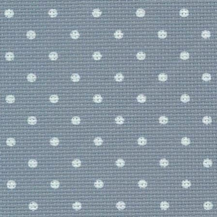 Zweigart Blue Dots Petit Point 20 Count Aida Multiple Sizes Available