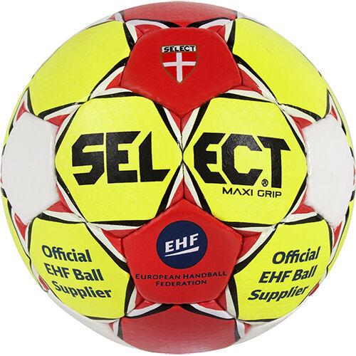 10 Select Select Select Trainingshandbälle Maxi Grip, m. besonderem Klebeeffekt,Die INNOVATION d1418b