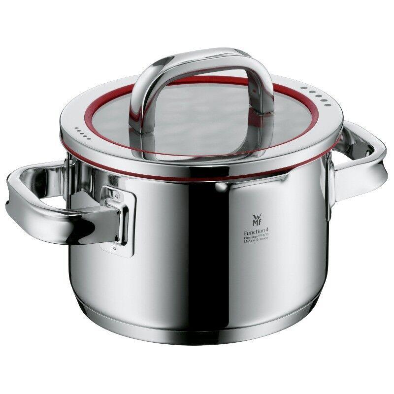 Wmf function 4 personnage 16 cm 1,9 L avec couvercle de casserole induction 0761166380