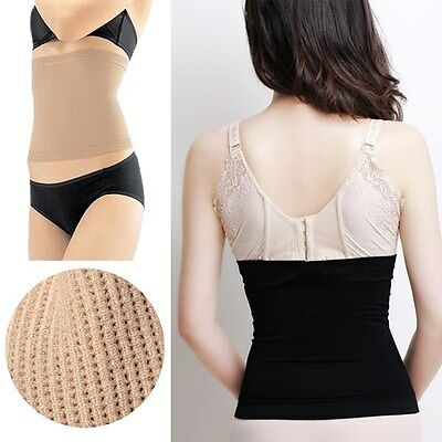 Invisible Tummy Waist Trimmer Body Shaper Slim Belt Fat Weight Loss Fit Exercise