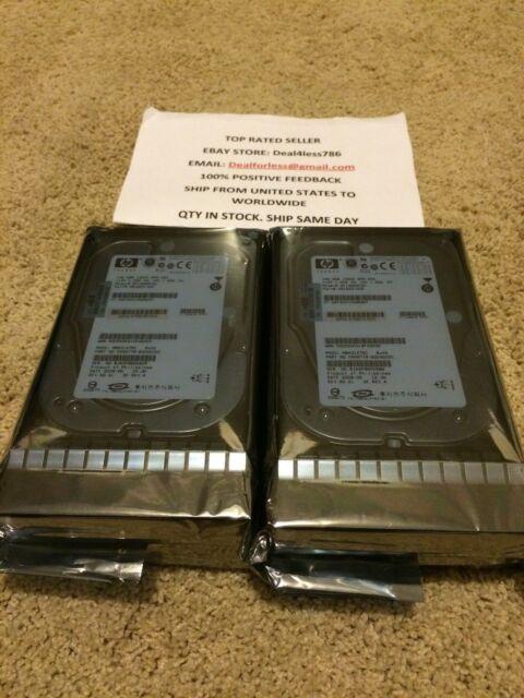 431943-003/375874-006/392254-003/443169-002-HP 146GB 15K 3G SAS 3.5IN SP HD