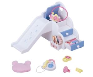Sylvanian Families Baby slide SET KA-207 Epoch Japan NEW