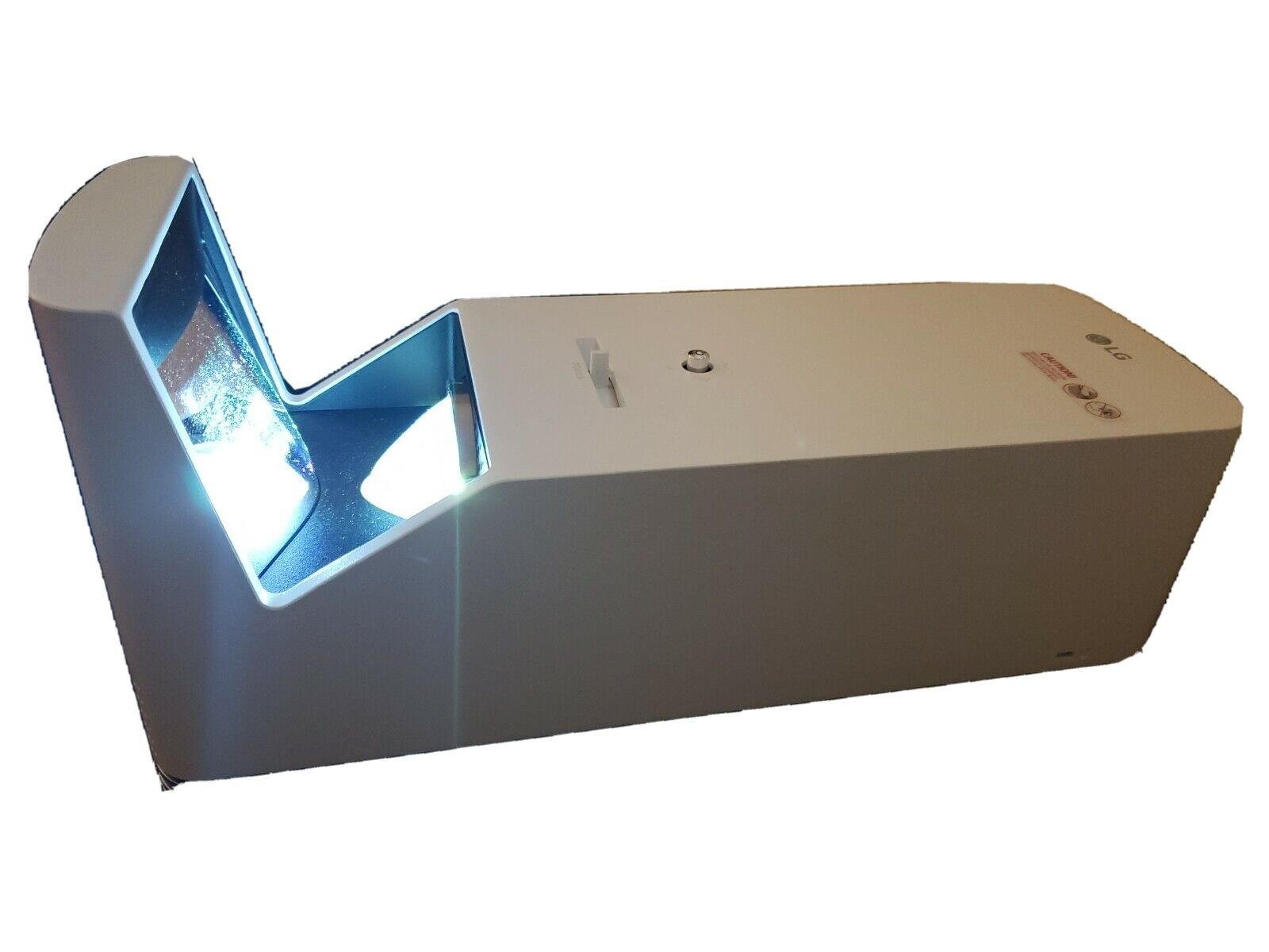 LG CineBeam HF85LA Ultra Short Throw Laser Smart TV Home Theater . Available Now for 800.00