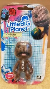 Little-Big-Planet-Sackboy-Collectable-figure-3-s1-039-Scared-039-new-old-stock