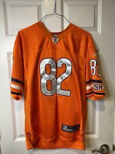 Details about CHICAGO BEARS GREG OLSEN #82 Reebok Jersey Stitched Size 48 Orange NFL Mens