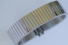 17mm - 22mm Stainless Steel FIXO FLEX STYLE Expanding Watch Bracelet - B8903