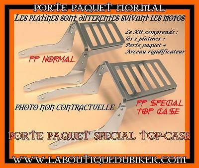 PORTE PAQUET SPECIAL TOP-CASE HYOSUNG 125 AQUILA / 250 AQUILA...SP612TC SPAAN-LA