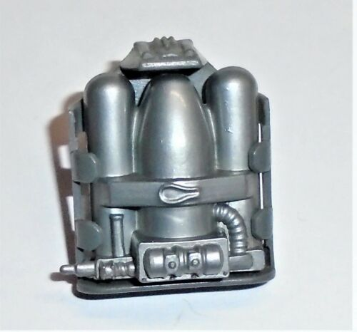 GI Joe Accessoire 1989 Slaughter/'s Barbecue mousse Tanks Pack Sac à dos