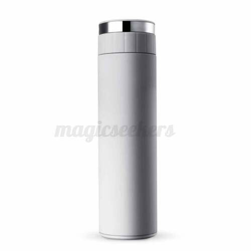 500ml Stainless Steel Vacuum Flask Coffee Tea Bottle Thermos Mug Travel Cup US