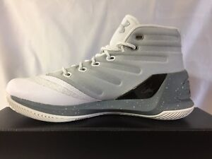 online store dcf22 66af9 Details about New With Box Under Armour UA Curry 3 Men's Basketball  Shoes-1269279-101