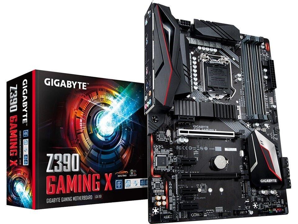 Bundkort, Gigabyte, Gaming X Z390