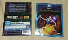 Blu Ray Disney Schneewittchen und die Sieben Zwerge Diamond Edition Märchenhaft