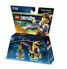 Lego Dimensions Fun Pack LMV Emmet Excavator 71212 Deliverable