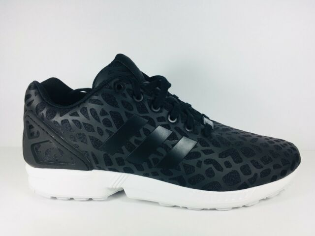 f6eb011e3dc3 ... store adidas originals zx flux black white mens size 8.5 s75726 df5a0  123b2
