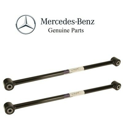For Mercedes W164 W166 W251 GL320 Pair Set of Rear Control Arm Struts Genuine