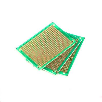 5pcs CNC Glass Fiber PCB Universal Board Test Board 5x7cm Thick 1.5mm
