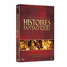 DVD HISTOIRES FANTASTIQUES SAISON 1 NEUF