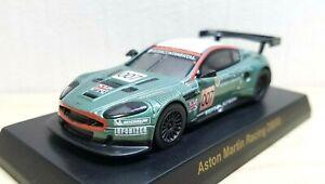 1-64-Kyosho-Aston-Martin-Racing-DBR9-007-modelo-automovil-de-fundicion