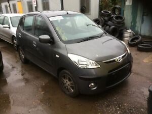 2009-11-MK1-Hyundai-i10-complete-passengers-side-nearside-electric-wing-mirror