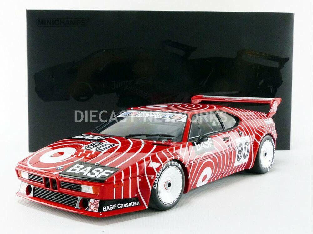 Minichamps - 1 12 - BMW m1 PROCAR Series - 1980 - 1258029 80