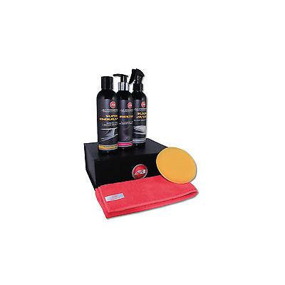 Car Polish Carnauba Wax Best PTFE Paint Sealant Gift Box Microfibre Applicator