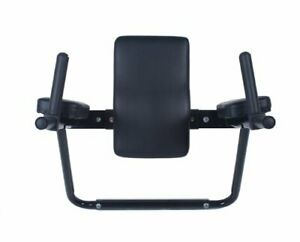 Ultimate Body Press Wall Mounted Dip Station With Vertical