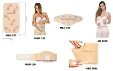 TABLA ABDOMINAL DEBAJO DE FAJA AM 5057 COMPRESSION POST LIPO ABDOMINAL BOARD AD