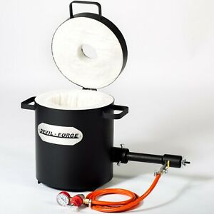 FB2Mb-10KG-GAS-METAL-MELTING-FURNACE-Propane-Forge-Copper-Brass-Bronze-Silver