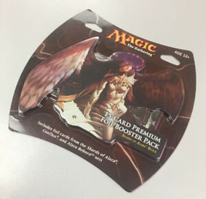 Shards-of-Alara-Block-Booster-PREMIUM-x1-ALL-FOIL-CARDS-Pack-Magic-the-Gathering