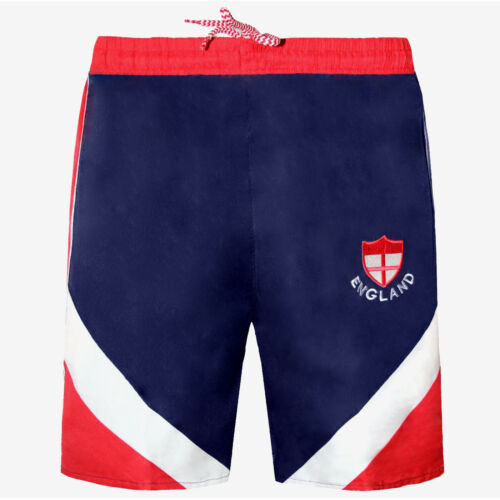 Men/'s England World Cup Football Short Sports Gym Running Training Holiday S-XL