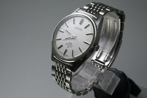 Vintage-1973-JAPAN-SEIKO-LORD-MATIC-5601-9000-23Jewels-Automatic