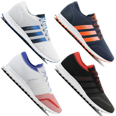 100% QualitäT Adidas Originals Los Angeles Sneaker Herren Schuhe Freizeit Turnschuh Sportschuh Einfach Zu Schmieren
